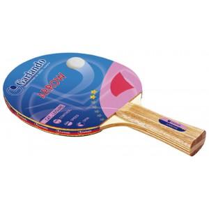 "Tischtennisschläger SET ""Master"", 2 Schläger, inklusive 3 Bälle"