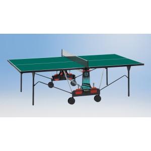 Tischtennisplatte Rom, grüne oder blaue Tischplatte