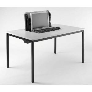 Computertisch SA I Magic, versenkbarer Monitor