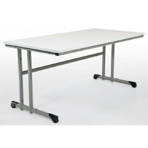 Computertisch SA II, C-Fuß-Objekttisch