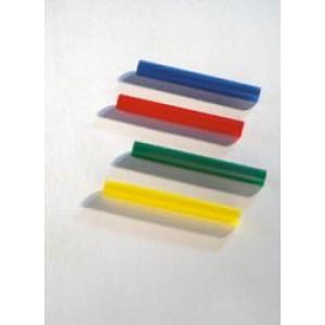 Stafettenstäbe aus farbigem Kunststoff