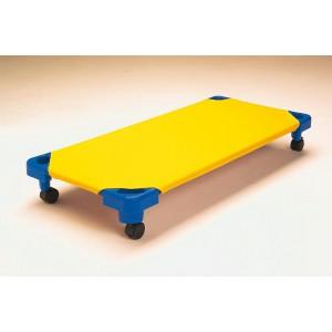 Überzug für blaue Stapelliege