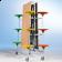 Spaceflex mit Melaminplatte