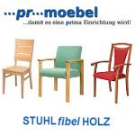 Stuhlfibel Holz