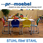 Stuhlfibel Stahl